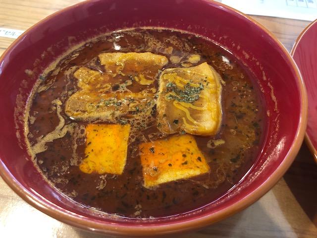 角煮スープ