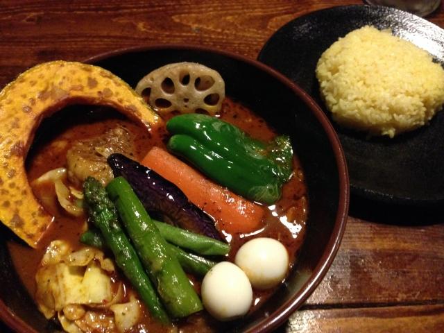 札幌スープカレー