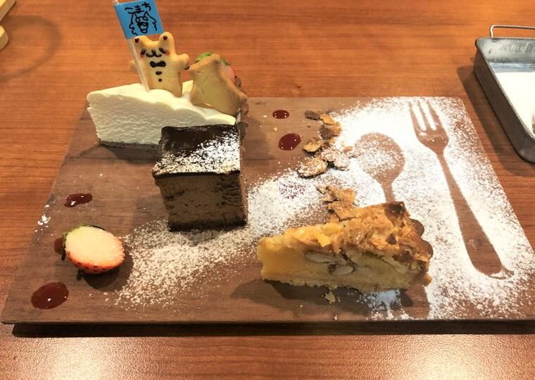 こまち食堂 ディナー デザート